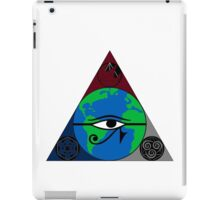 Collective Consciousness(more simple) iPad Case/Skin