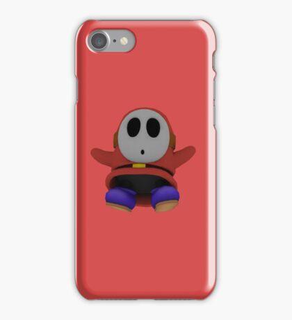 Super Mario Bros. - Shy Guy iPhone Case/Skin