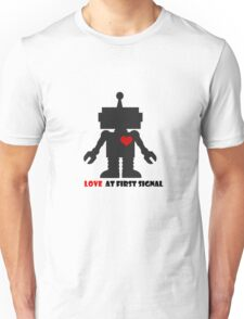 Love At First Signal Unisex T-Shirt