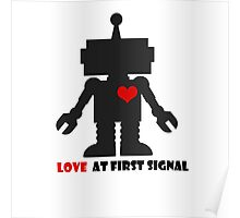 Love At First Signal Poster