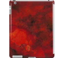 Molten | Alcohol Ink Abstract iPad Case/Skin