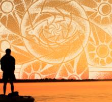 Magic Sunset Sticker