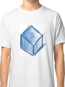 LittleBluePixel Pencil Sketch Logo Classic T-Shirt