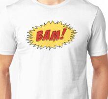 Bam - Comic Book Sound Unisex T-Shirt