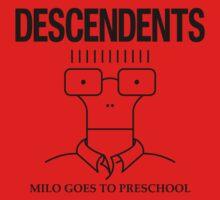Milo Goes to Preschool & Mug Mug Mug One Piece - Short Sleeve