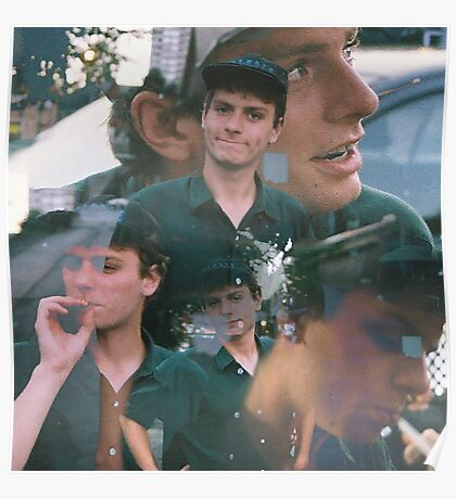 Mac Demarco Collage Poster