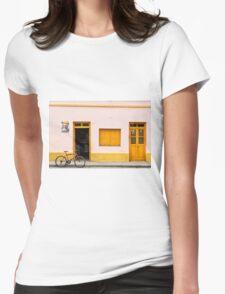 Schneider Cerveza Womens Fitted T-Shirt