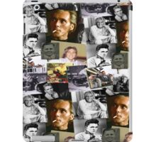 BILLY FURY through the ages iPad Case/Skin