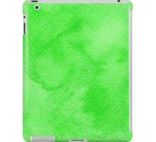 Watercolor painting iPad Case/Skin