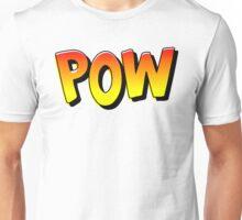 Pow - Comic Book Noise Unisex T-Shirt