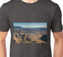 View from the top- Drakensbergs Unisex T-Shirt