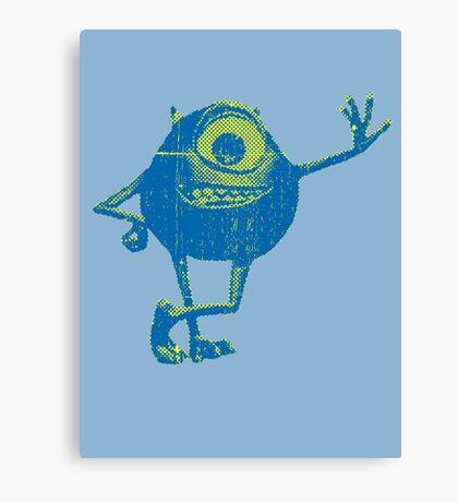Monster Canvas Print