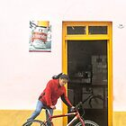 Mounting the Bicycle by photograham