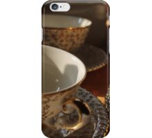 old pottery cup iPhone Case/Skin