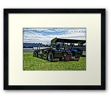 1974 Shadow DN4B Can Am Race Car Framed Print