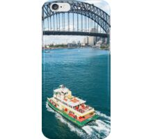 From the top of the Ferris wheel iPhone Case/Skin