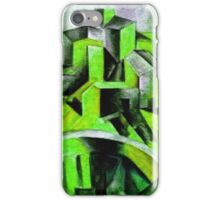 Picassoliana Catus 1 No. 1.1 iPhone Case/Skin