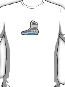 Back to the future 2 - Nike Mag Sneaker T-Shirt