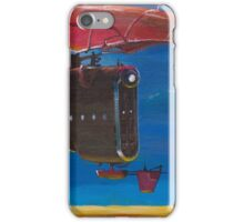Delivery After The Rain iPhone Case/Skin