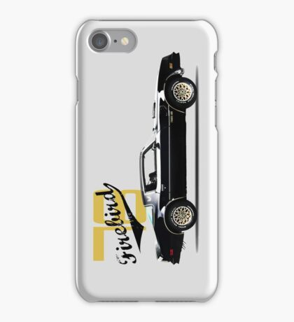 The Firebird iPhone Case/Skin
