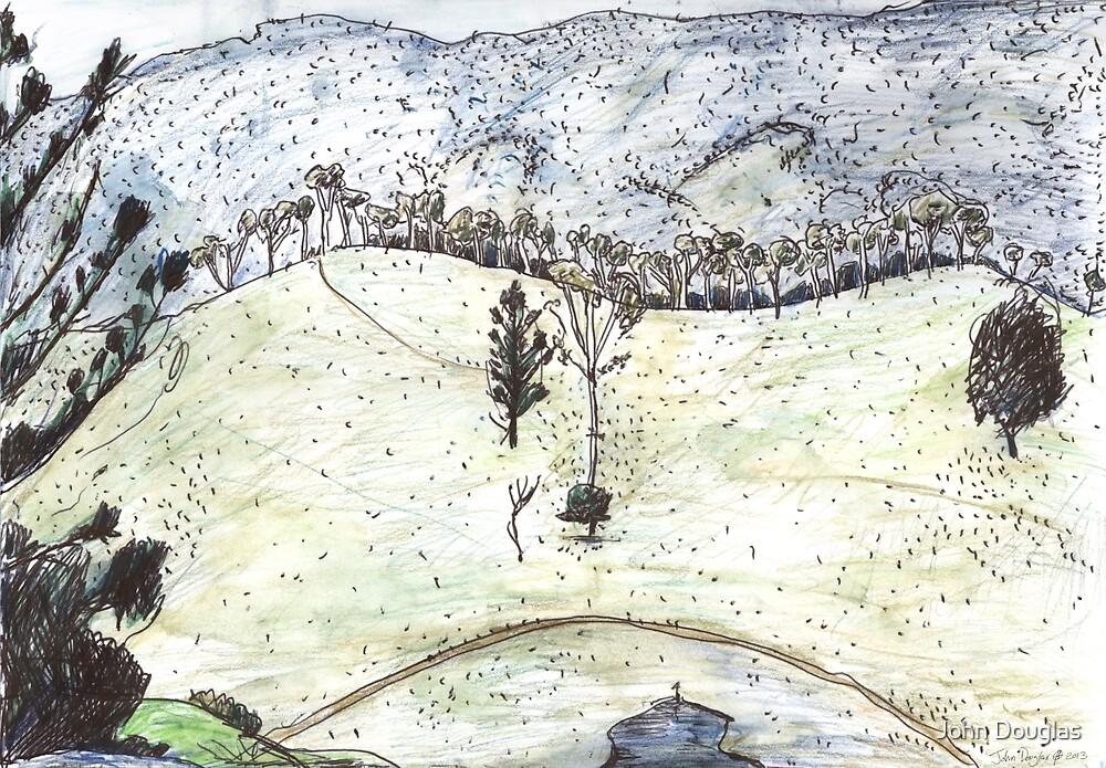 Tree Ridge by John Douglas