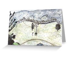 Tree Ridge Greeting Card