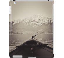Paddle Away iPad Case/Skin