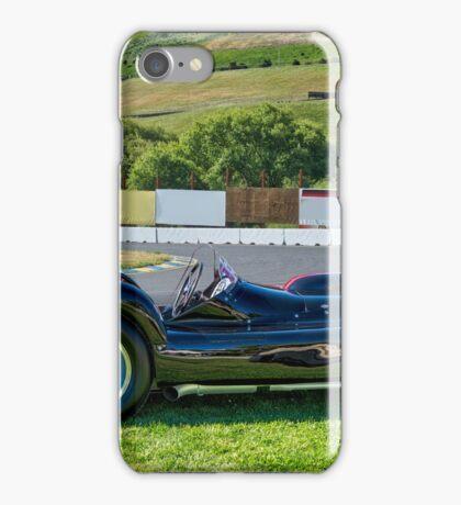 1962 Kurtis Aguila Race Car 'Profile' iPhone Case/Skin