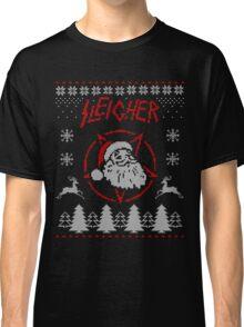 Sleigher Christmas Sweater Classic T-Shirt