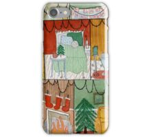 Christmas House iPhone Case/Skin