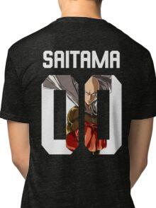 One Punch Man - Saitama Tri-blend T-Shirt