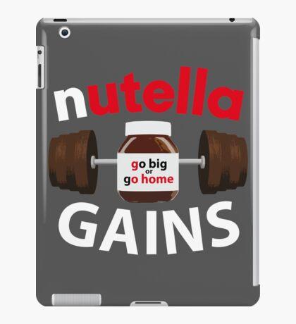 Nutella Gains iPad Case/Skin