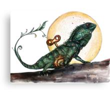 Croajingalong the dragon Canvas Print