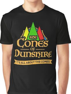 The Cones Of Dunshire Graphic T-Shirt