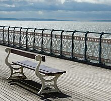 Let's Sit Down And Watch The Sea by Alexandra Lavizzari