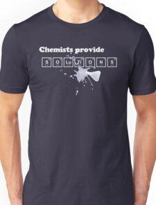 Chemists Provide Solutions Unisex T-Shirt
