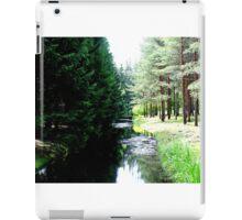 Stark Contrasts  iPad Case/Skin