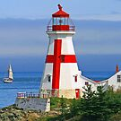 East Quoddy Head Lighthouse by Jack Ryan