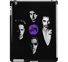 Depeche Mode : DM From Song Of Faith and Devotion - Purple iPad Case/Skin