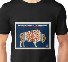 Dave Matthews Band & TIM Reynolds, Neko Case Ledisi Lakota Thunder DAR Constitution Hall Washington DC Unisex T-Shirt