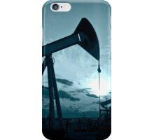 pump-jack group iPhone Case/Skin