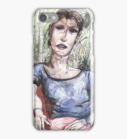 Leanne iPhone Case/Skin