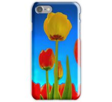 Dutch Tulips part 2 iPhone Case/Skin