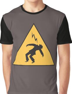 Shocked Guy Graphic T-Shirt