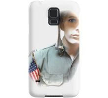 To Serve God and Country Samsung Galaxy Case/Skin