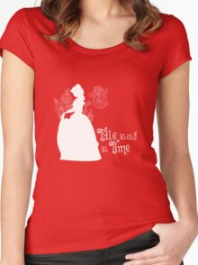 Tale as old as Time... Women's Fitted Scoop T-Shirt