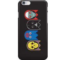 The Ghosts of Evil Men iPhone Case/Skin