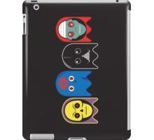 The Ghosts of Evil Men iPad Case/Skin