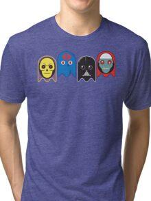 The Ghosts of Evil Men Tri-blend T-Shirt