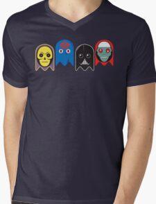 The Ghosts of Evil Men Mens V-Neck T-Shirt